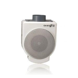 S&P Küchenextraktor S&P 164744 160W 625 m3h 50Hz Weiß