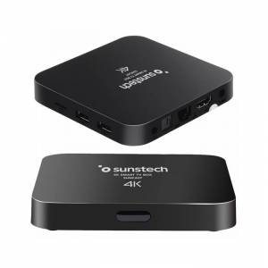 Sunstech TV Player Android Sunstech 8 GB WiFi Schwarz
