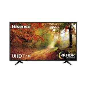 Hisense SMART TV HISENSE 65A6140 65 4K ULTRA HD WIFI HDR SCHWARZ