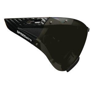 Casco Visier SPEEDmask Carbonic grau U