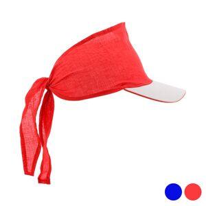 BigBuy Accessories Visor-Cap Unisex 143122 Rot
