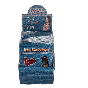 BigBuy Fun Junior Knows Patches 3er Pack