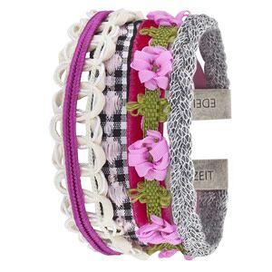 Edelzeit Armband Edeltraut EZB02 rosa