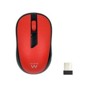 Ewent Drahtlose optische Maus Ewent EW3226 1000 dpi Rot