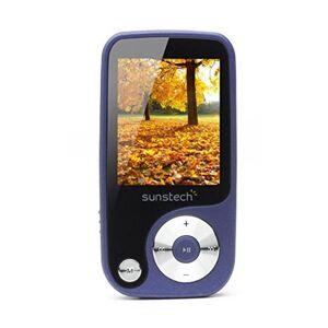 Sunstech MP4 Sunstech Thorn 4 GB Blau