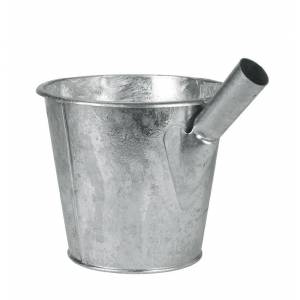 KERBL Jaucheschöpfer Jaucheschöpfer verzinkt 65 Liter Ø 24 cm