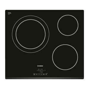 Bosch Platte aus Glaskeramik BOSCH PKK631B18E 60 cm 3 Kochbere...