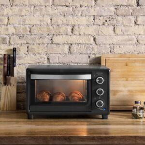 Cecotec Elekto-Ofen Mini Cecotec Bake-n Toast 1500W Schwarz