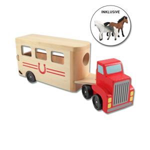 Unknown Spielset Pferdetransporter