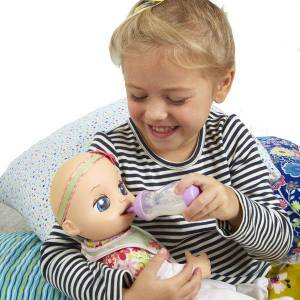 Hasbro Baby Alive As Real As Can Be Blonde Hasbro