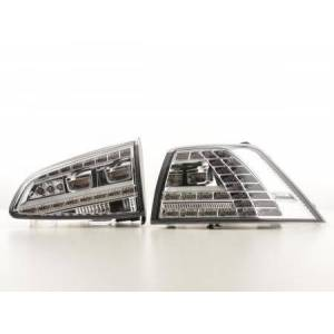 FK-Automotive LED Rückleuchten Set VW Golf 7 ab Bj. 2012 chrom