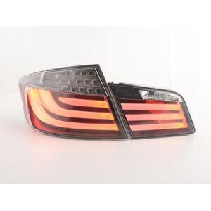 FK-Automotive LED Rückleuchten Set BMW 5er F10 Limo Bj. 2010-2012 chrom