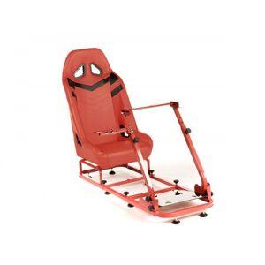 FK-Automotive FK Gamesitz Spielsitz Rennsimulator eGaming Seats Monza rot/schwarz