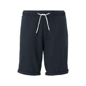 TOM TAILOR DENIM Shorts im Joggerfit aus Leinengemisch, Herren, Sky Captain Blue, Größe: L