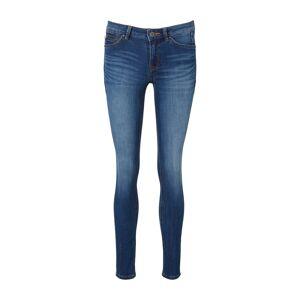 TOM TAILOR DENIM Jona ExtraSkinny Jeans, Damen, mid stone wash denim, Größe: 27/30