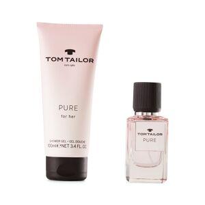 TOM TAILOR Geschenkset Pure Parfum for her, Damen, undefiniert, Größe: OneSize