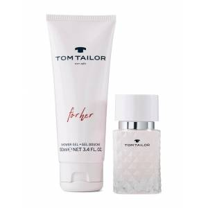 TOM TAILOR Parfum-Geschenkset For Her, Damen, undefiniert, Größe: OneSize