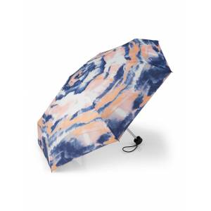 TOM TAILOR Mini Regenschirm mit Muster,  batik, Größe: OneSize