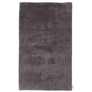 TOM TAILOR Mittelgroßer Badezimmerteppich,  anthracite, Größe: 60/100