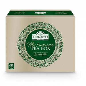 Ahmad Tea My Favourite Teabox  60x2g Alu-Beutel