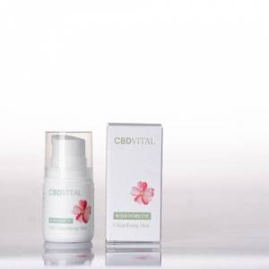 Natürliche Spezialpflege mit CBD CBD clearifying skin 50ml