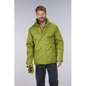 Coastguard Funktionsjacke Farbe grün, atmungsaktiv, winddicht und wasserabweisend, Gr.2XL