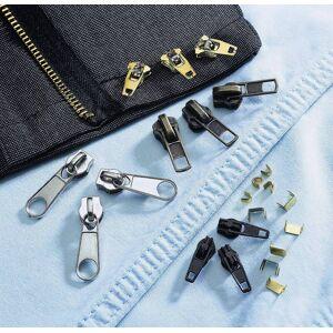 Reißverschluss Reparatur-Set,  22-teilig