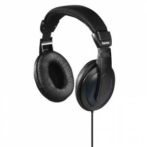 Hama Over-Ear Stereo Kopfhörer Basic4TV mit Lautstärkeregler am Kabel