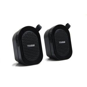 OPTICUM Bluetooth Twin Lautsprechersystem AX TW-10