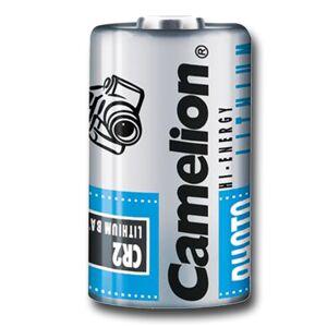 Camelion Lithium Spezialbatterie CR-P2 fürKameras 6V - 1 Stück
