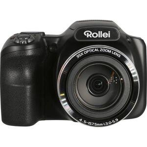 Rollei WiFi Digitalkamera mit 16 Megapixel, 35-facher Superzoom und Full HD Video
