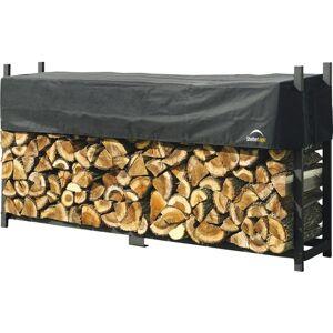 Shelter-Logic Kaminholzregal, 239 cm mit Cover
