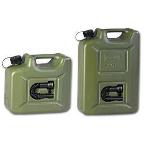 Kraftstoffkanister aus Kunststoff, 10 l, B 16,5 x T 35 x H 31 cm