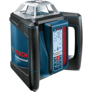 Bosch GRL 500 H Set+LR 50+BT 170HD+GR 240 Rotationslaser (06159940EE)