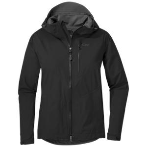 Outdoor Research Women's Aspire Jacket-black-XL - Gr. XL
