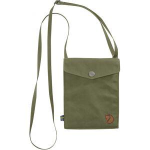Fjällräven  Pocket - Green - - green - Gr. 1 Size