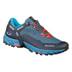 Salewa  WS SPEED BEAT GTX - Patriot Blue/Fluo Coral - 3,5