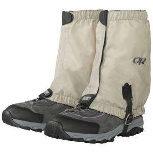 Outdoor Research Bugout Gaiters-tan-S - Gr. S