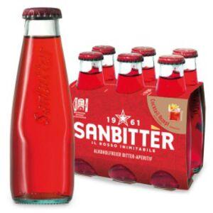 San Pellegrino Sanbittèr Sanpellegrino alkoholfrei