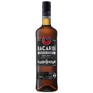 Bacardi GmbH Bacardi Black Ron Carta Negra 37,5 % vol. Literflasche