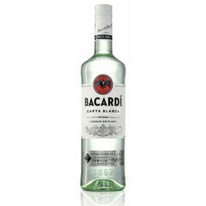 Bacardi GmbH Bacardi Superior Ron Carta Blanca 37,5 % vol. Literflasche