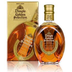 John Haig & Co. Dimple Golden Selection blended Scotch Whisky 40 % vol.