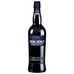 Williams & Humbert Don Zoilo Williams & Humbert Collection Sherry Fino dry