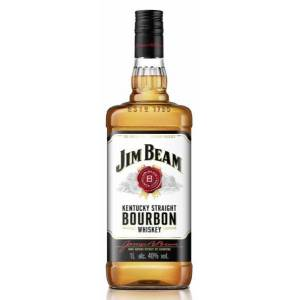 Beam Jim Beam Kentucky Straight Bourbon Whiskey 40 % vol. Literflasche