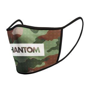 PHANTOM ATHLETICS Gesichtsmaske - Camo Einheitsgröße