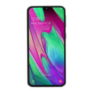 Samsung Galaxy A40 Duos (A405FN/DS) 64GB schwarz