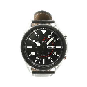 Samsung Galaxy Watch 3 LTE Edelstahl 45mm mystic silver (SM-R845) silber