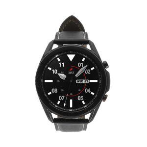 Samsung Gebraucht: Samsung Galaxy Watch 3 LTE Edelstahl 41mm mystic silver (SM-R855) silber