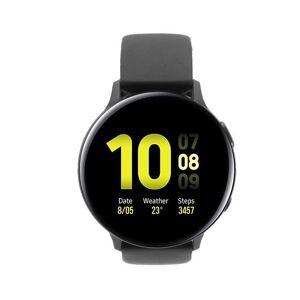 Samsung Gebraucht: Samsung Galaxy Watch Active 2 44mm Aluminium schwarz schwarz