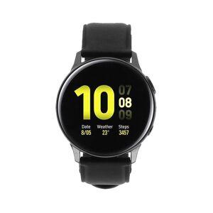 Samsung Gebraucht: Samsung Galaxy Watch Active 2 40mm Edelstahl schwarz schwarz